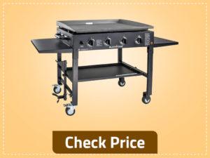 blackstone best gas grill under 500