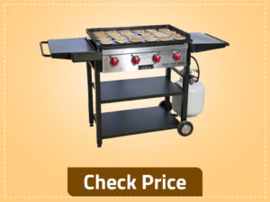 camp chef flat top gas grill