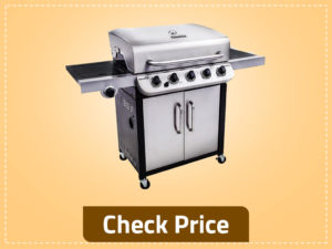 char broil best gas grill under 500