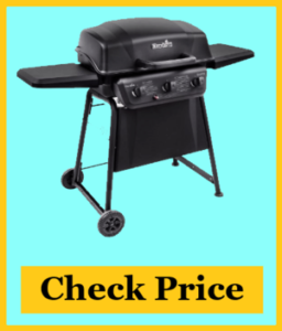 Char-Broil classic 3-burner gas grill for $300