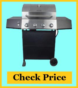 Cuisinart CGC 7400 gas grill under $300