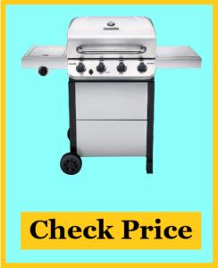 Char-Broil 4 burner gas grill under $300