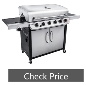 char-broil gas grill under $1000