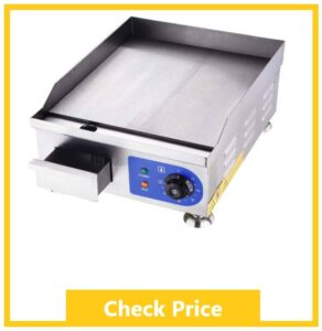Yescom stainless steel grill