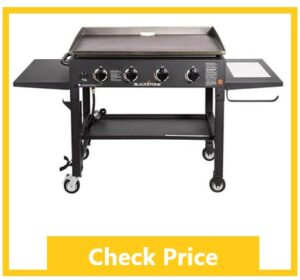 Blackstone Best flat top gas grills