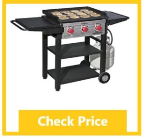 Camp Chef flat top gas grills