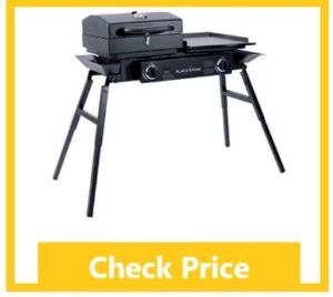 Blackstone portable flat top gas grill