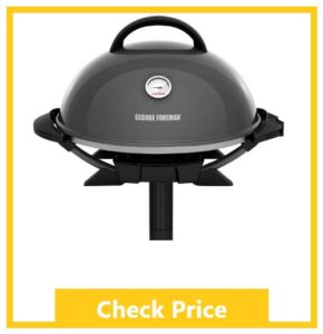 George Foreman gas grill