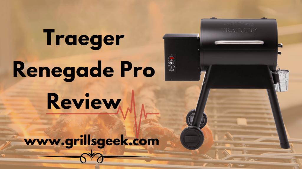 traeger renegade review