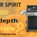 weber spirit e330 review
