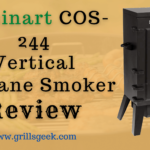 cuisinart cos 244 vertical smoker